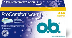 o.b. ProComfort Nigh Normal